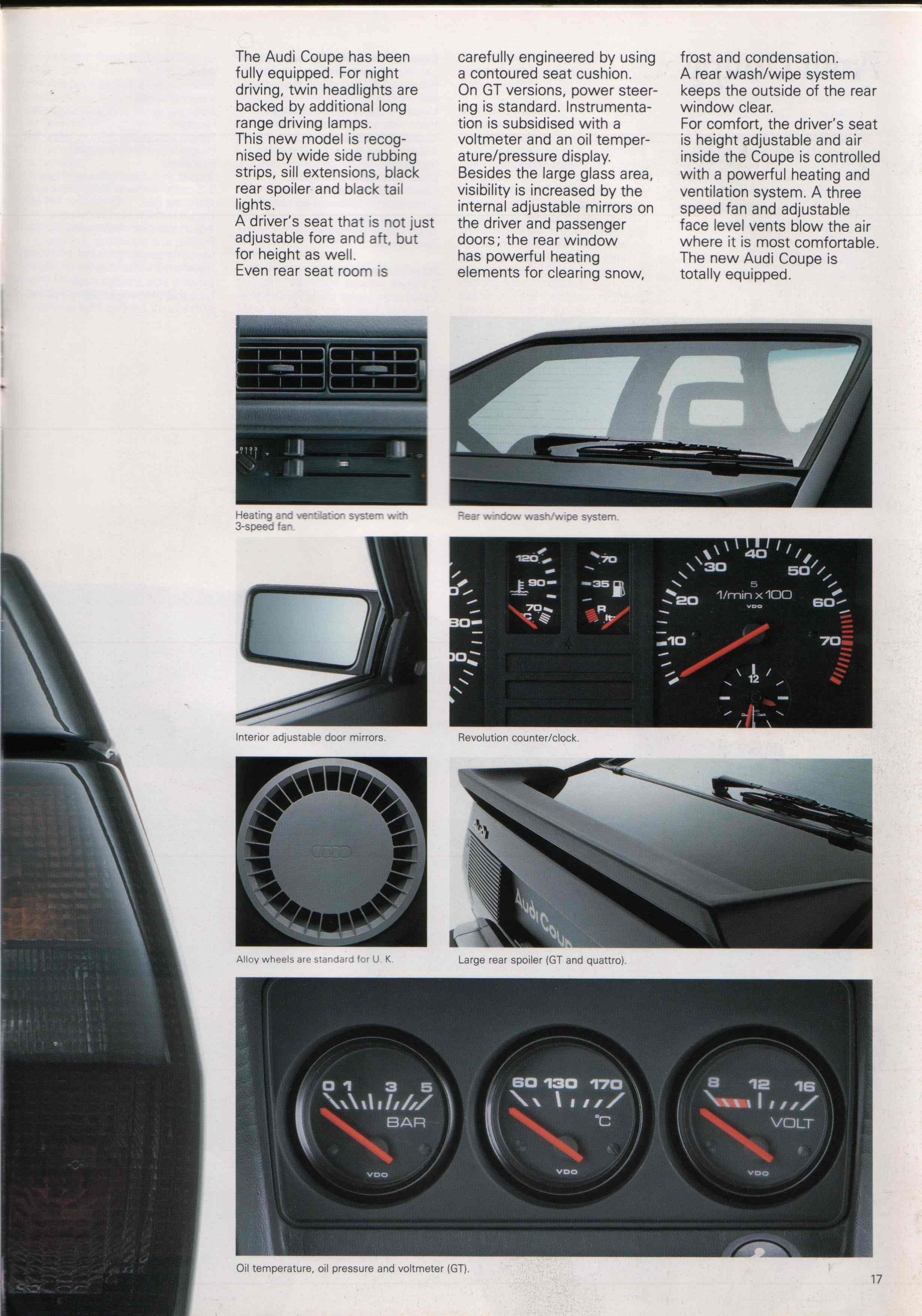 My audi nick 39 s audi page audi 80 b2 follow me on my for Audi 80 interieur