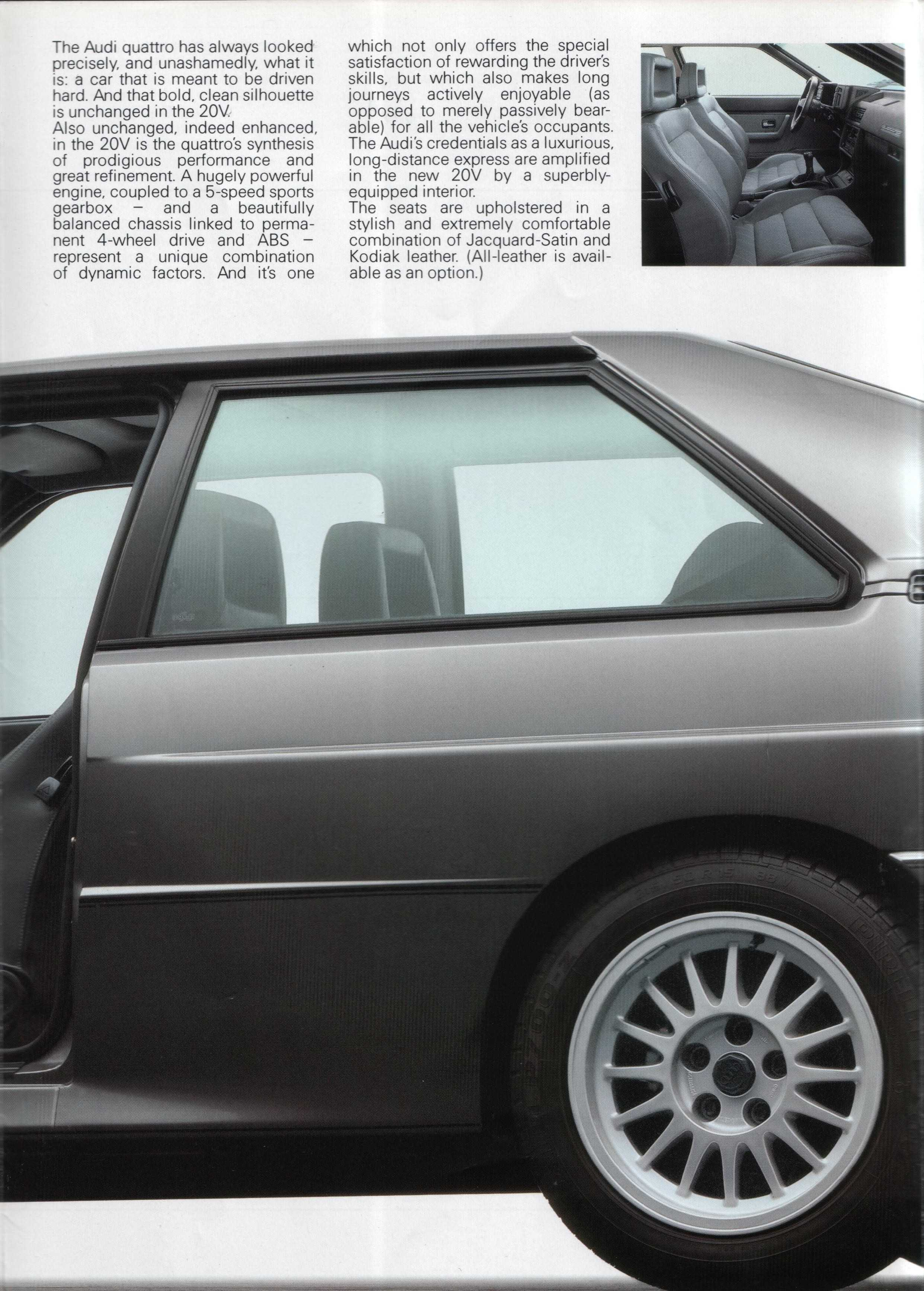 Image Result For Audi A Brochure