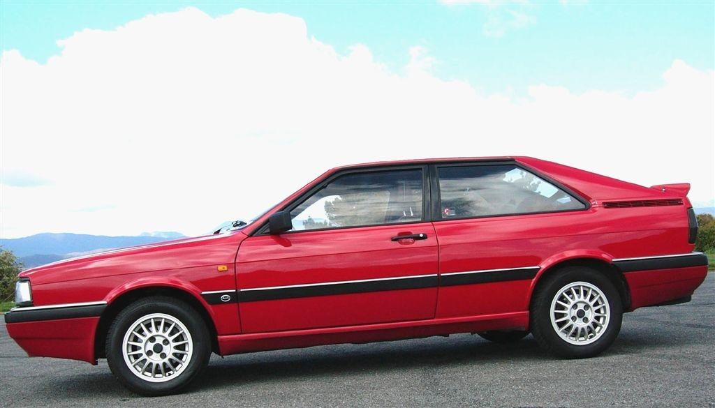 Michael Brown S Coupe Quattro